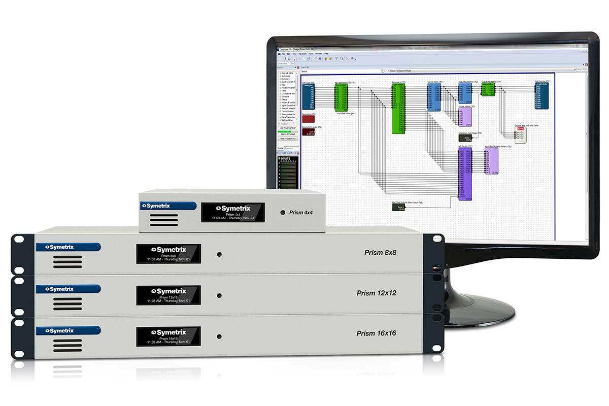 symetrix sistemas audio profesional