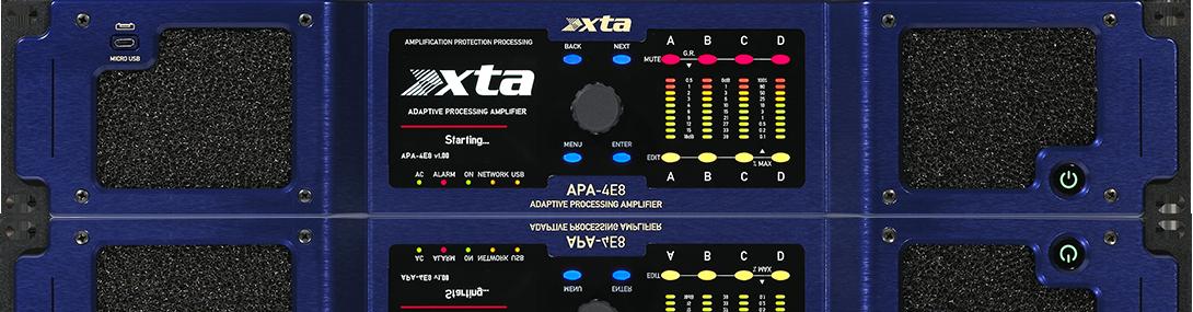 xta amplificador sonido