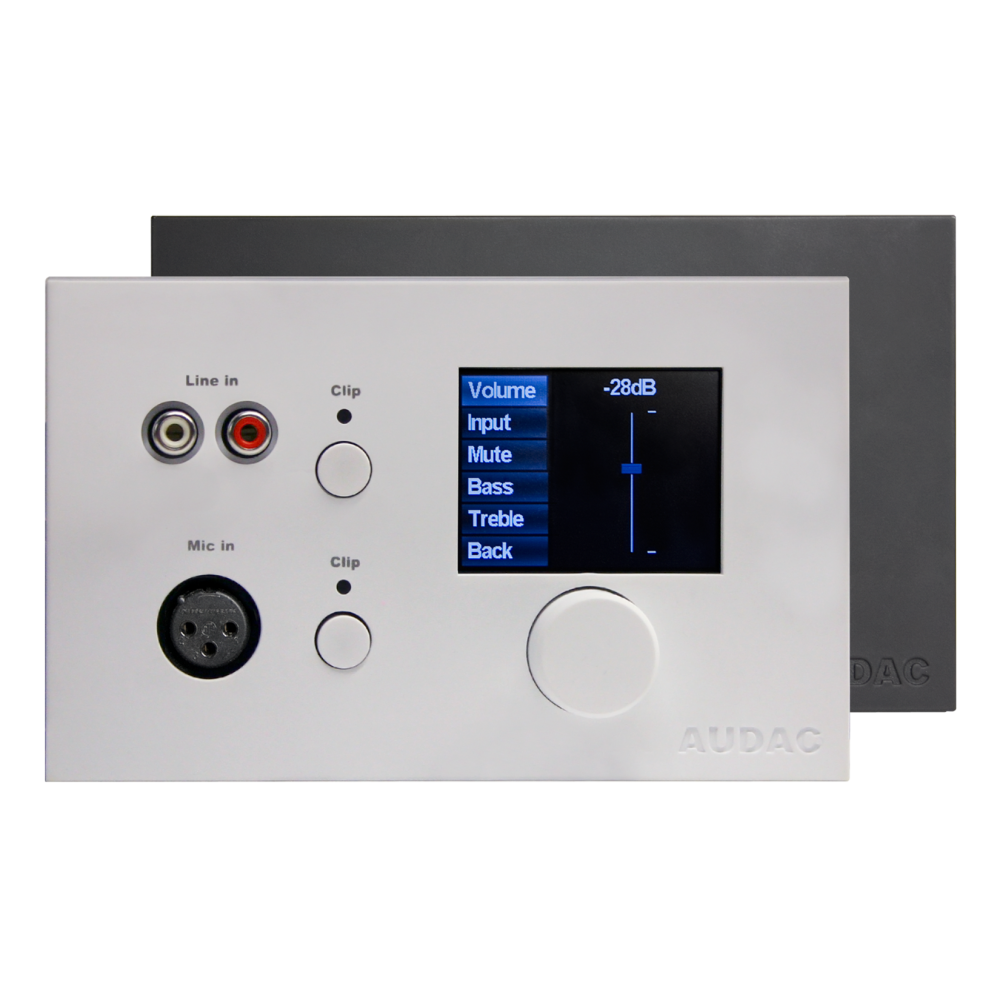 Matriz de audio digital DW5066/W