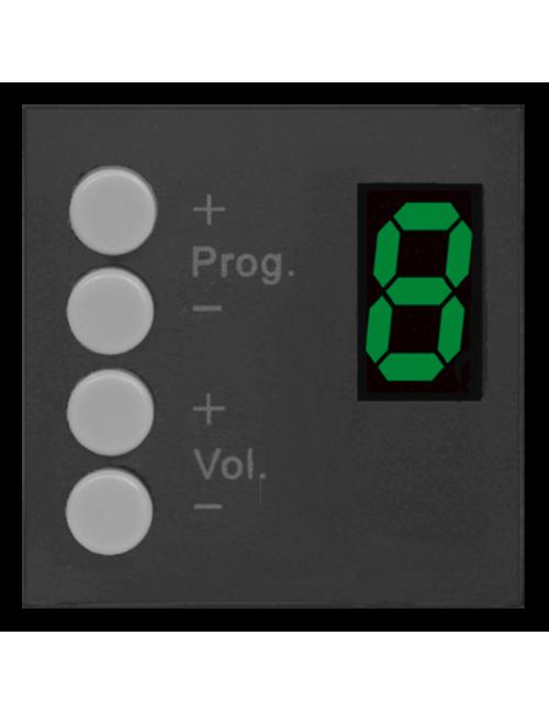 matriz de audio con control remoto MWX45/B