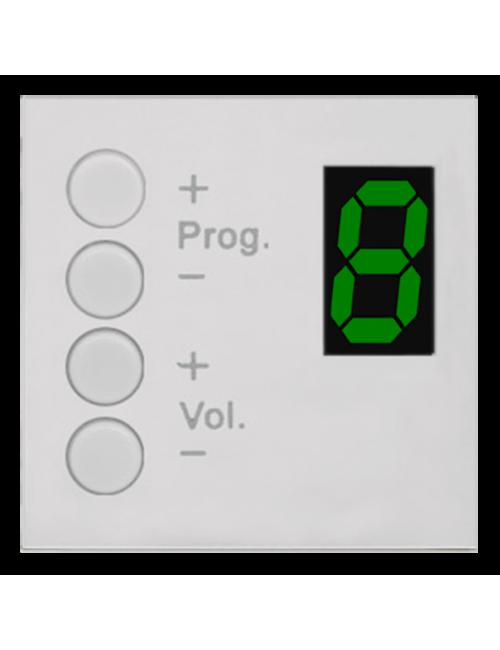 matriz de audio con control remoto MWX45/W