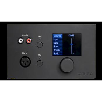 matriz de audio con control remoto MWX65/B
