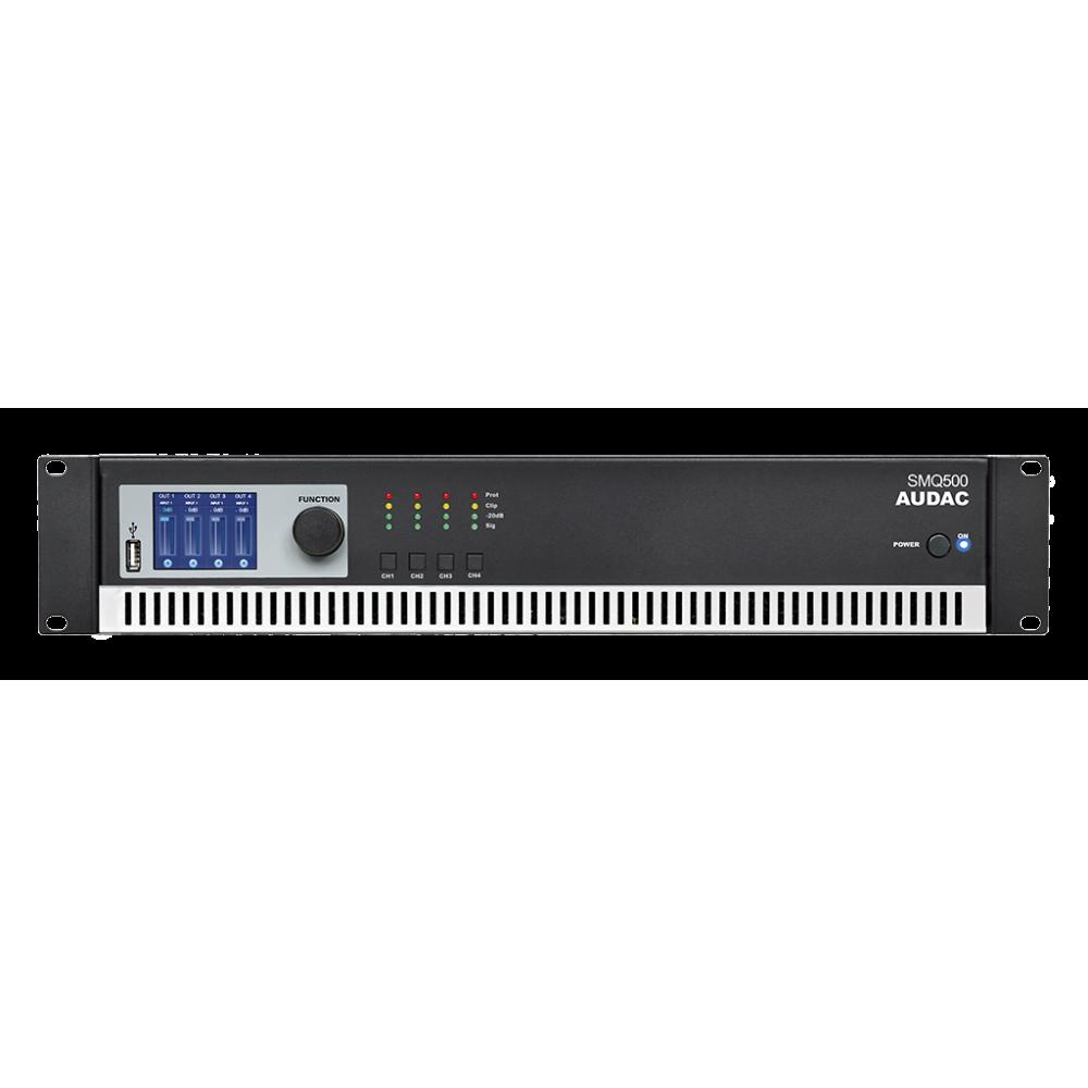 Baja Impedancia DSP SMQ500