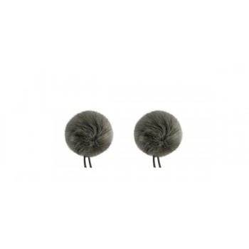 accesorios microfono lavalier microfono BBI-L01-Twin-GY