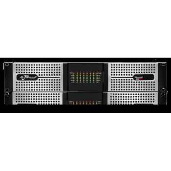 Baja Impedancia Línea 100V DSP DANTE Ottocanali 4K4 DSP+DANTE
