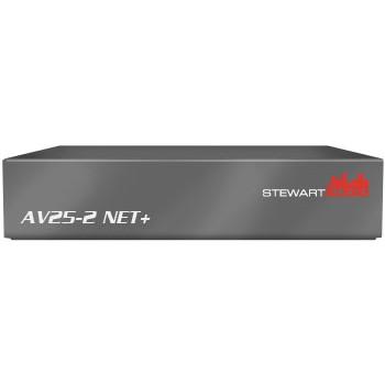 Amplificadores compactos con DANTE AV25-2 NET+