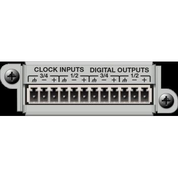 Matriz de audio digital 4 Channel Digital Output Card