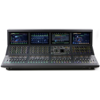 mezcladora digital VENUE | S6L-32D Control Surface