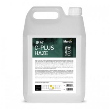 Máquinas de humo Jem C-Plus Haze Fluid 4 x 2,5L