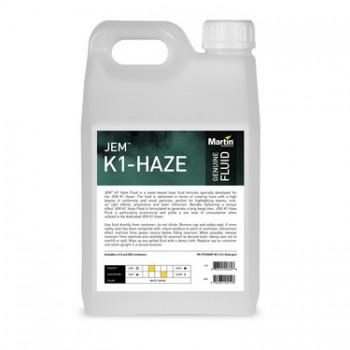 Máquinas de humo Jem K1 Haze Fluid 4x2.5L