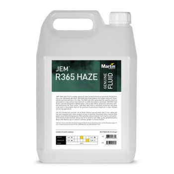 Máquinas de humo Jem R365 Haze fluid 4x5L