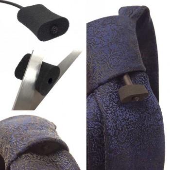 accesorios microfono lavalier microfono U-F-BLK Foamies BLACK (Pack of 12)