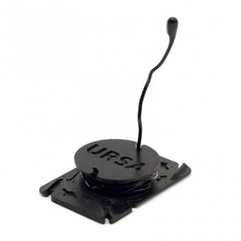accesorios microfono lavalier microfono U-WR-BLK Wirerig