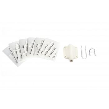 accesorios microfono lavalier microfono BBI-LC-COS11-WH