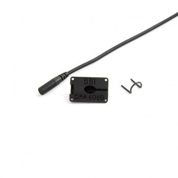 accesorios microfono lavalier microfono BBI-LC-6060-BK