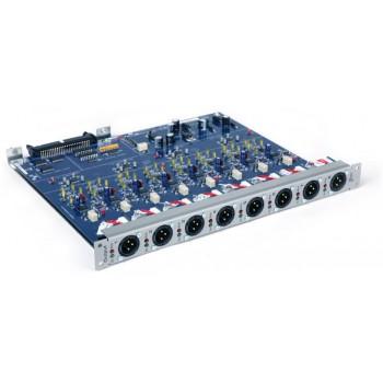 mezcladora digital SRO-192 Analog Output Card