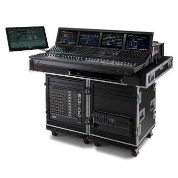 mezcladora digital VENUE | S6L-32D Control Surface