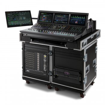 mezcladora digital VENUE | S6L-24D Control Surface