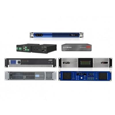 Amplificadores y etapas de potencia