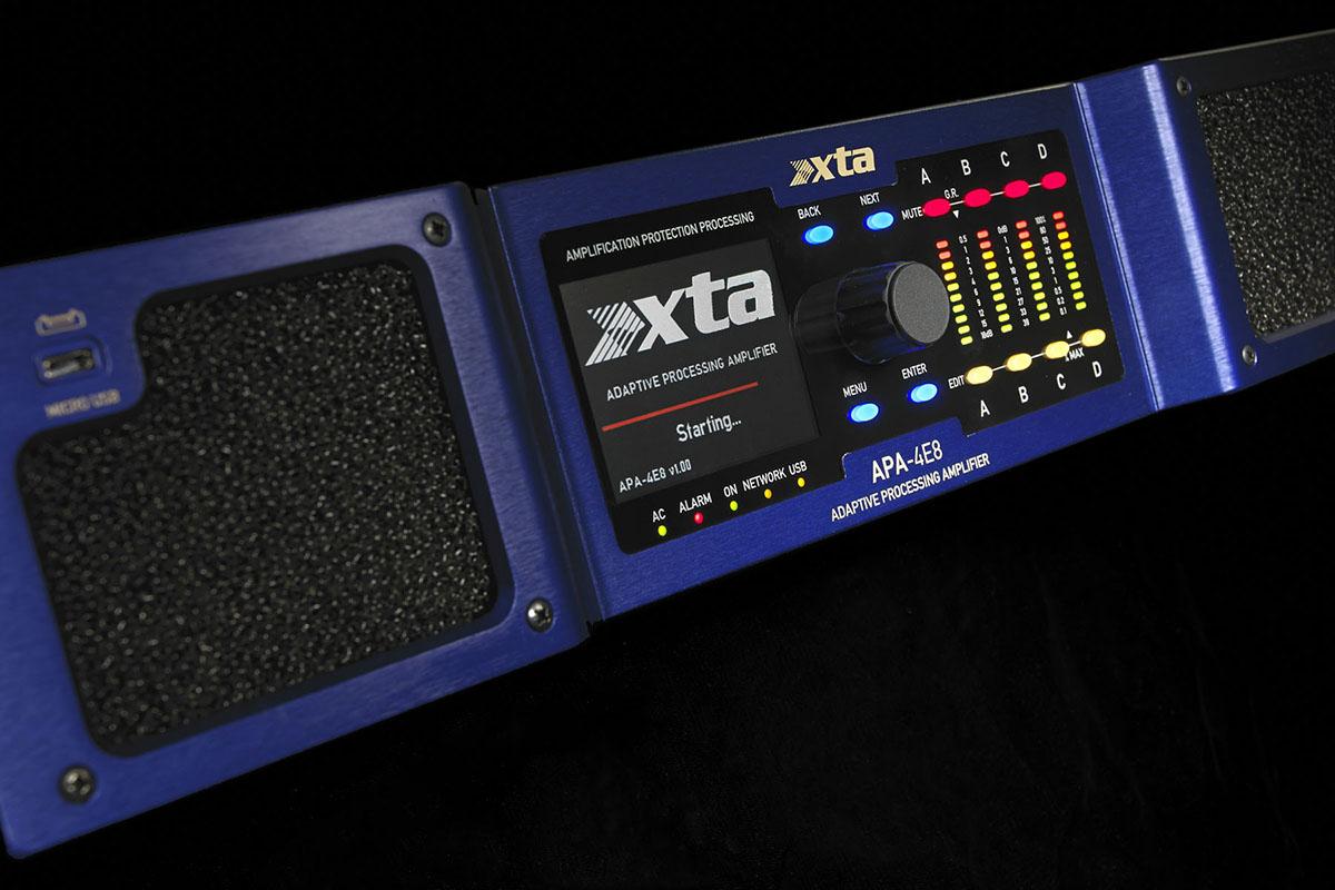 xta amplificadores de sonido