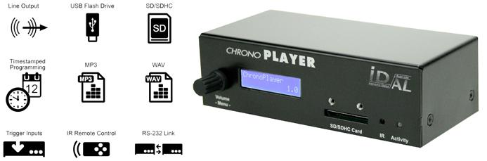 Chrono Player de IDAL